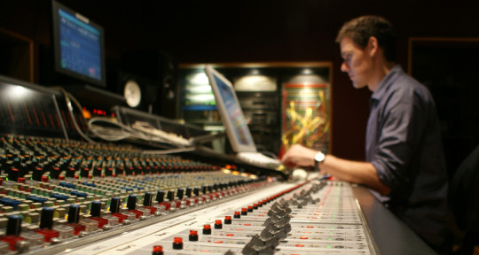 Producer, Mix Engineer. - Braddon Williams