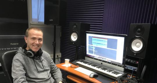 Music Producer/ Guitarist - Hans Beijnes Music