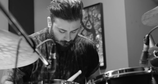 Session Drummer - Noisemaker - Michael Farina
