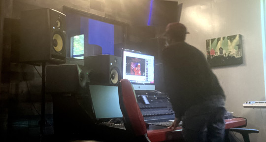 Producer, Mixing, Recording - 20CAM