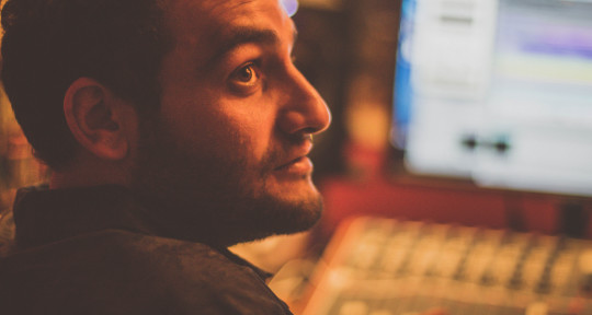 Producer, Session Bass Player - MarkJ