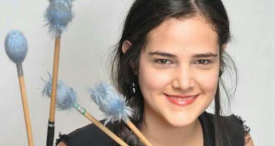 Session percussionist - Carmen Elisa