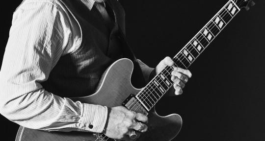 Blues guitarist & songwriter - Sonny Paul