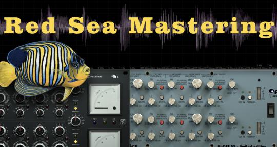 Digital Mastering Analog Soul  - Red Sea Mastering