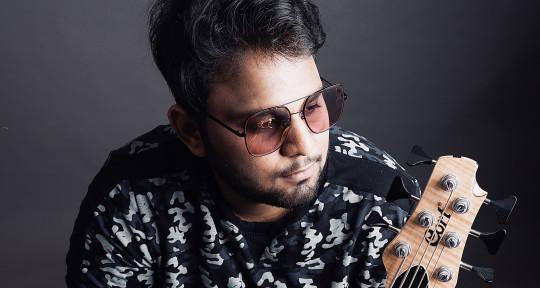 Bass player & Producer - Jagdish Chintala