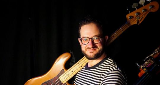 Bassist: Upright + Electric - Mark Van Ziegler