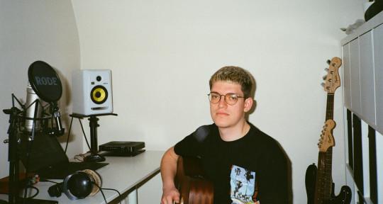 Music Producer, Guitar Player - Stanislav Karneichik