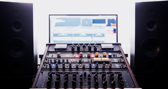 Mastering Studio - Holy Tapes! Mastering