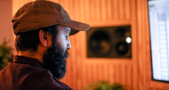 Mixing and Mastering Engineer - Frank Leonard Walker