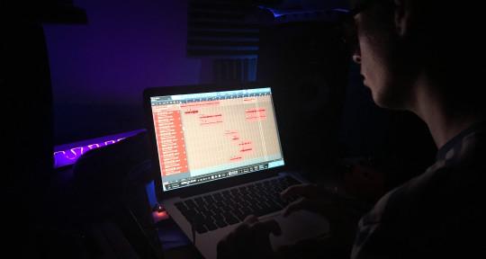 Record / Mix / Guitar / Bass - Charlie Hald