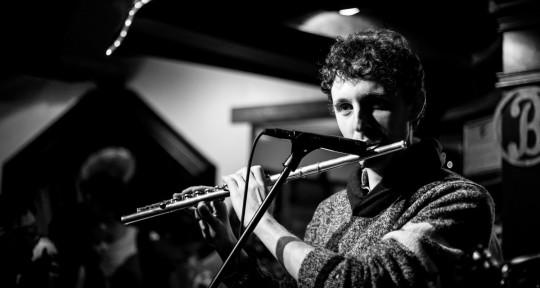 Session Flutist, Improviser - Pierre Mendola