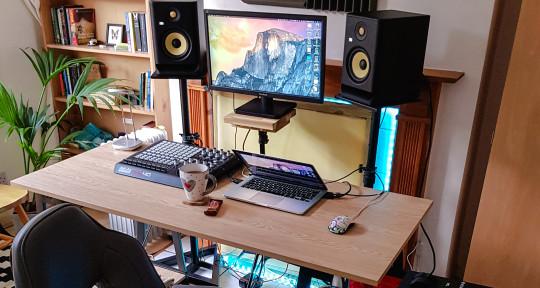 Mixing & Mastering - Stas