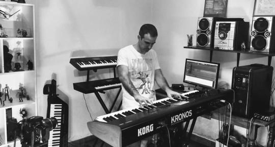 Synth, Keyboard & Piano - Diego Palma