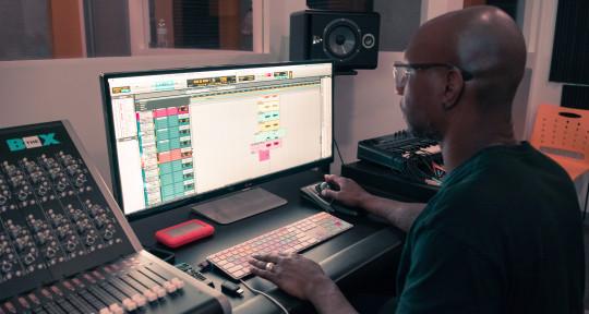 Producer, Engineer, Writer  - Oscar White III