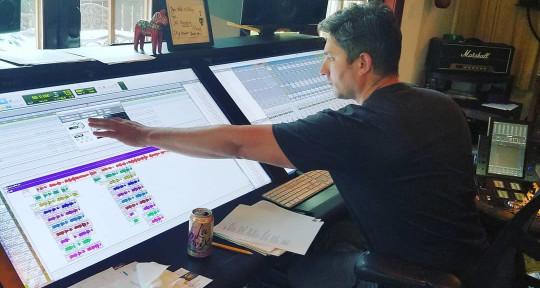 Producer, songwriter, composer - Dean Korso