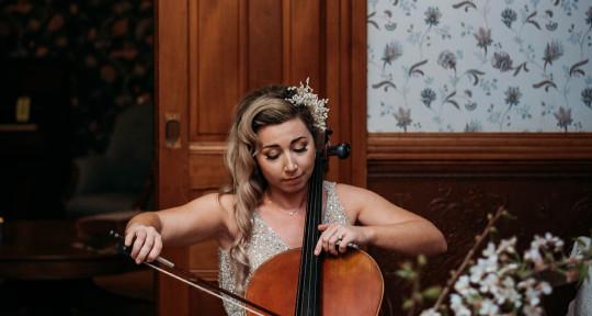 Cellist - Blessed cellist