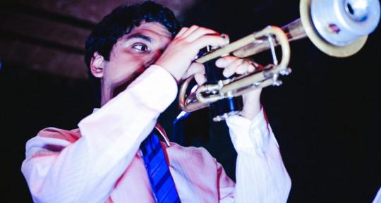 Session trumpet player - Ezequiel Lagrotta