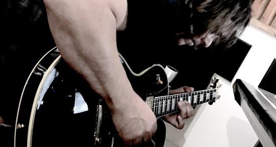 Session Guitarist, Producer - Andrew Carillo