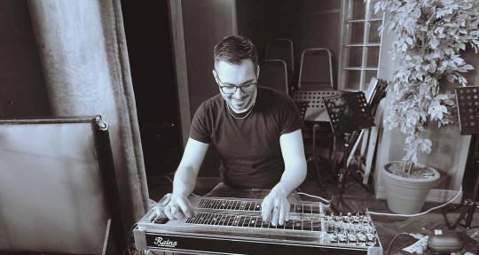 Producer, Guitar, Pedal Steel - Scott Poley