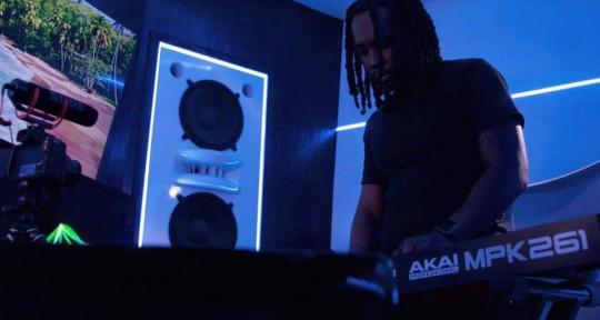 Music Producer, Film Scorer - Mook Beatz