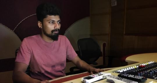 Re-recording Mixer - Sourabh