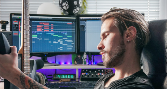 Soundtrack Producer / Engineer - Maks SF (Entropy Zero)