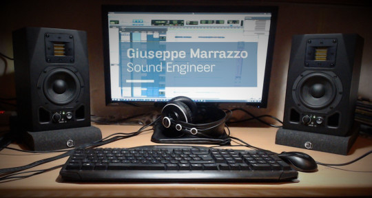 record, mix and master - Giuseppe Marrazzo