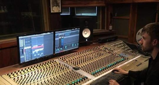 Song Writer & Mix Engineer - Jacob Bush