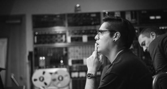 Studio and Live Engineer  - Diego Fernández
