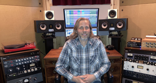 Remote Mixing, Music Producer - Adam Selzer