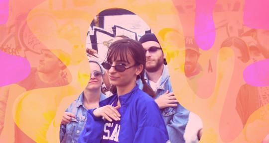 Female Rapper - UCCI WHY