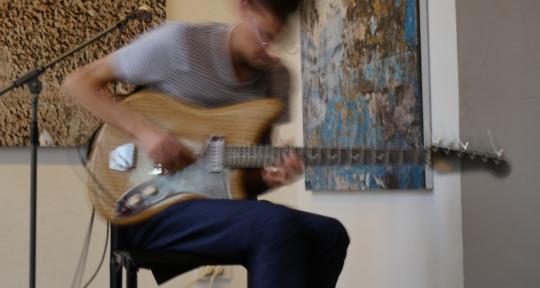 soundscapes' painter - Robin Nitram
