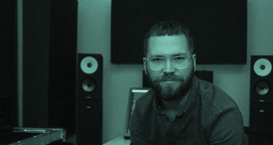 Mixer and music engineer - Jacob Christofer Andersson