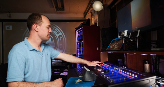 Diamond Producer/Engineer - Cooper Anderson