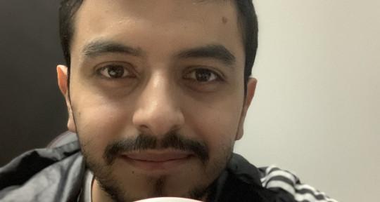 Mixing Engineer - Oscar Acosta