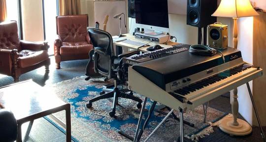 Music production studio hire - Elusive Creative