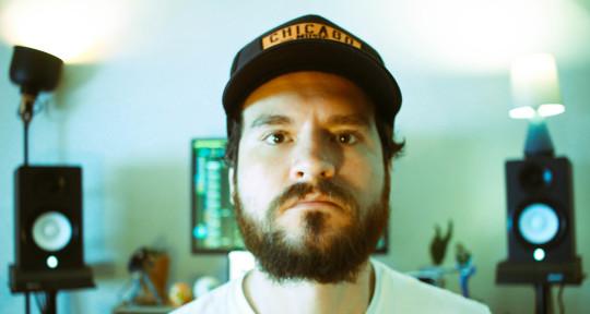 Mixer/Producer/Session Player - Luiz Ortega