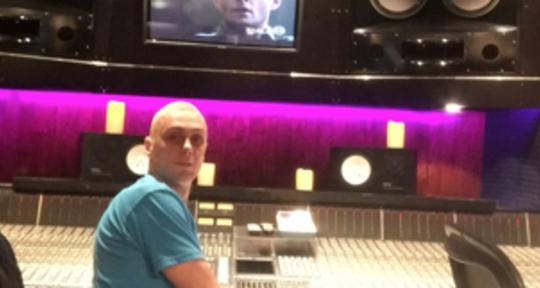 Audio Engineer/Mixer - BJ Mekk