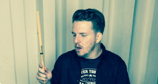 Session drummer  - Edu Cominato