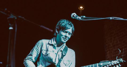 Guitarist / Mixing Engineer - Matt Hibbard