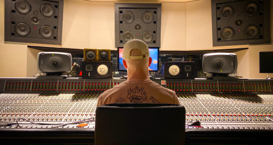 Mixing, Mastering, Producer - George Charra