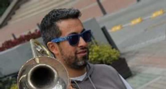 Trombonits, arranger, editor - Sebastián Rodríguez