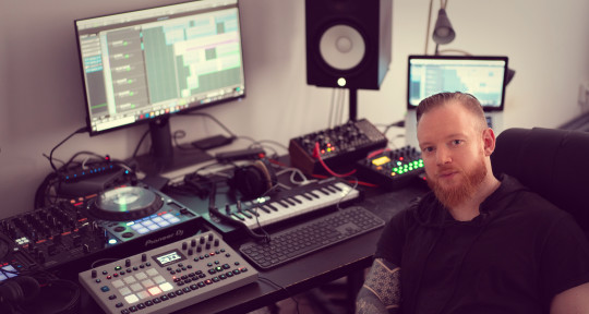 Composer/Mixing engineer - Tyler L