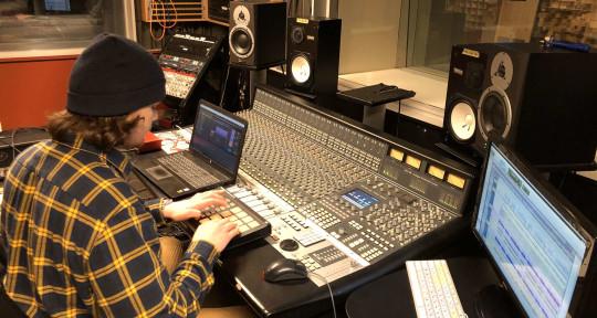 Mixing, Beatmaking, Production - DJ Slava