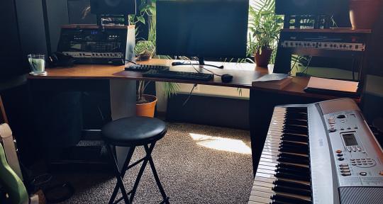 Mixing, Mastering & Editing - Connor Gernand