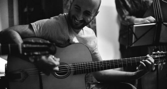 dreamer guitarist - Salvatore Agate