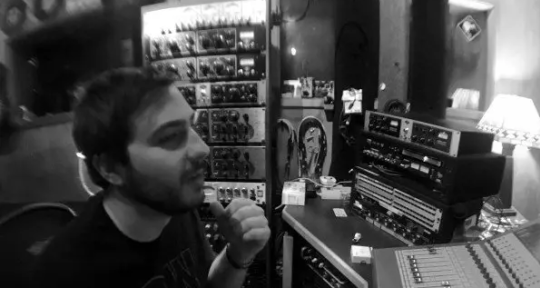 Remote Mixing & Mastering - Jasper Walton