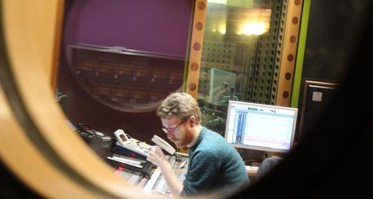 Mixing, tracking, production - Tony Draper