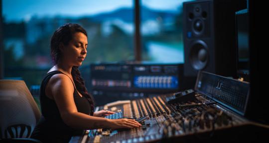 Remote mix & mastering - Andrea Arenas