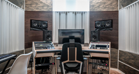 Producer Mix/Master Engineer - David Hip Nordin